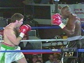 Peter McNeeley vs Henry Akinwande - Image #7