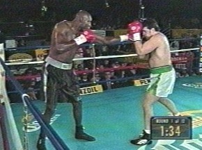 Peter McNeeley vs Henry Akinwande - Image #18