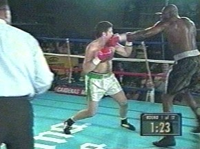 Peter McNeeley vs Henry Akinwande - Image #19