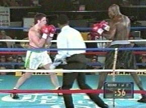 Peter McNeeley vs Henry Akinwande - Image #22