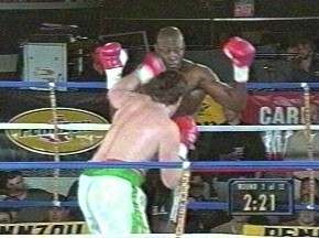 Peter McNeeley vs Henry Akinwande - Image #29