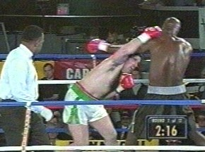 Peter McNeeley vs Henry Akinwande - Image #31