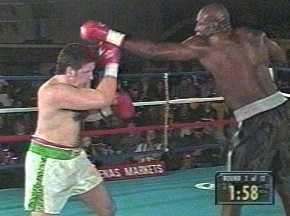Peter McNeeley vs Henry Akinwande - Image #33