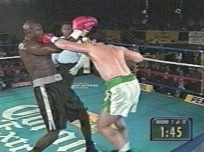 Peter McNeeley vs Henry Akinwande - Image #34