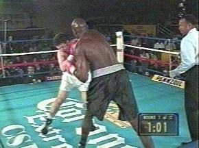 Peter McNeeley vs Henry Akinwande - Image #37