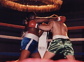 Peter McNeeley vs Shawn Bryant - Image #1