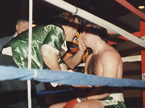 Peter McNeeley vs John Jackson II - Image #4