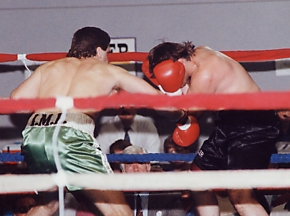 Peter McNeeley vs Marc Machain I - Image #8