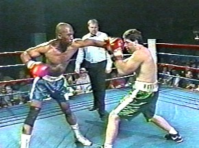 Peter McNeeley vs Lopez McGee - Image #8