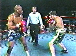 Peter McNeeley vs Lopez McGee - Image #9
