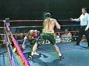 Peter McNeeley vs Lopez McGee - Image #16