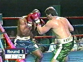 Peter McNeeley vs Lopez McGee - Image #22