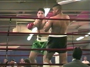 Peter McNeeley vs Juan Quintana I - Image #7
