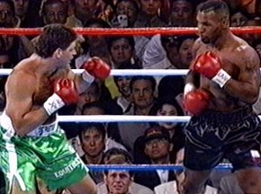 Peter McNeeley vs Mike Tyson - Image #01